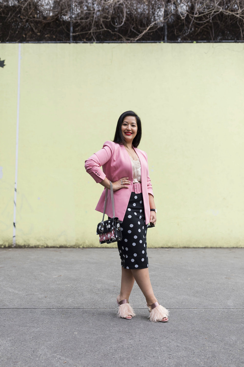 Krity S x Polka Dot and Pink Work Outfit7.jpg