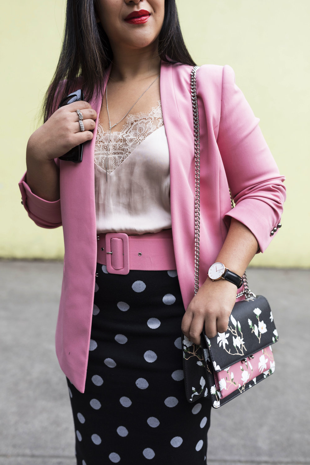Krity S x Polka Dot and Pink Work Outfit8.jpg