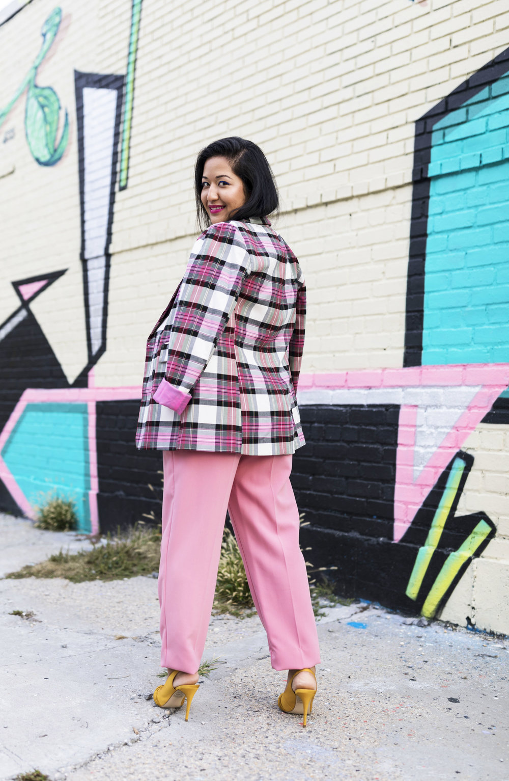 Krity S x Plaid Pink Suit5.jpg