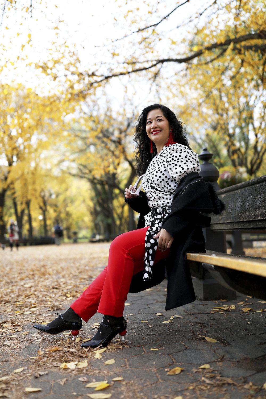 Krity S x Fall Work Outfit x Polka Dot10.jpg
