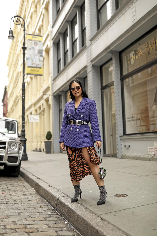 Purple Blazer Outfit Zebra Print Spring Trends_4.jpg