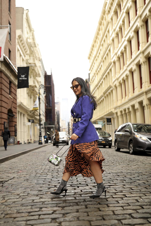 Purple Blazer Outfit Zebra Print Spring Trends_6.jpg