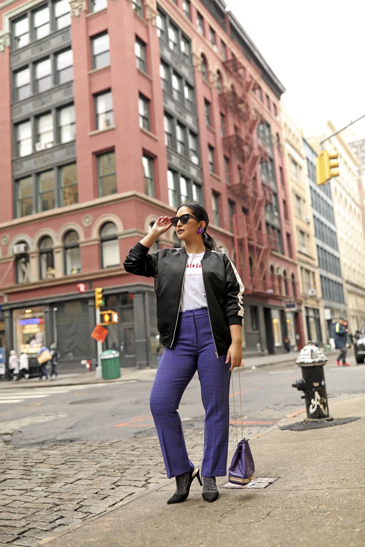 Purple Pants Casual Suit Look Bomber Jacket_2.jpg