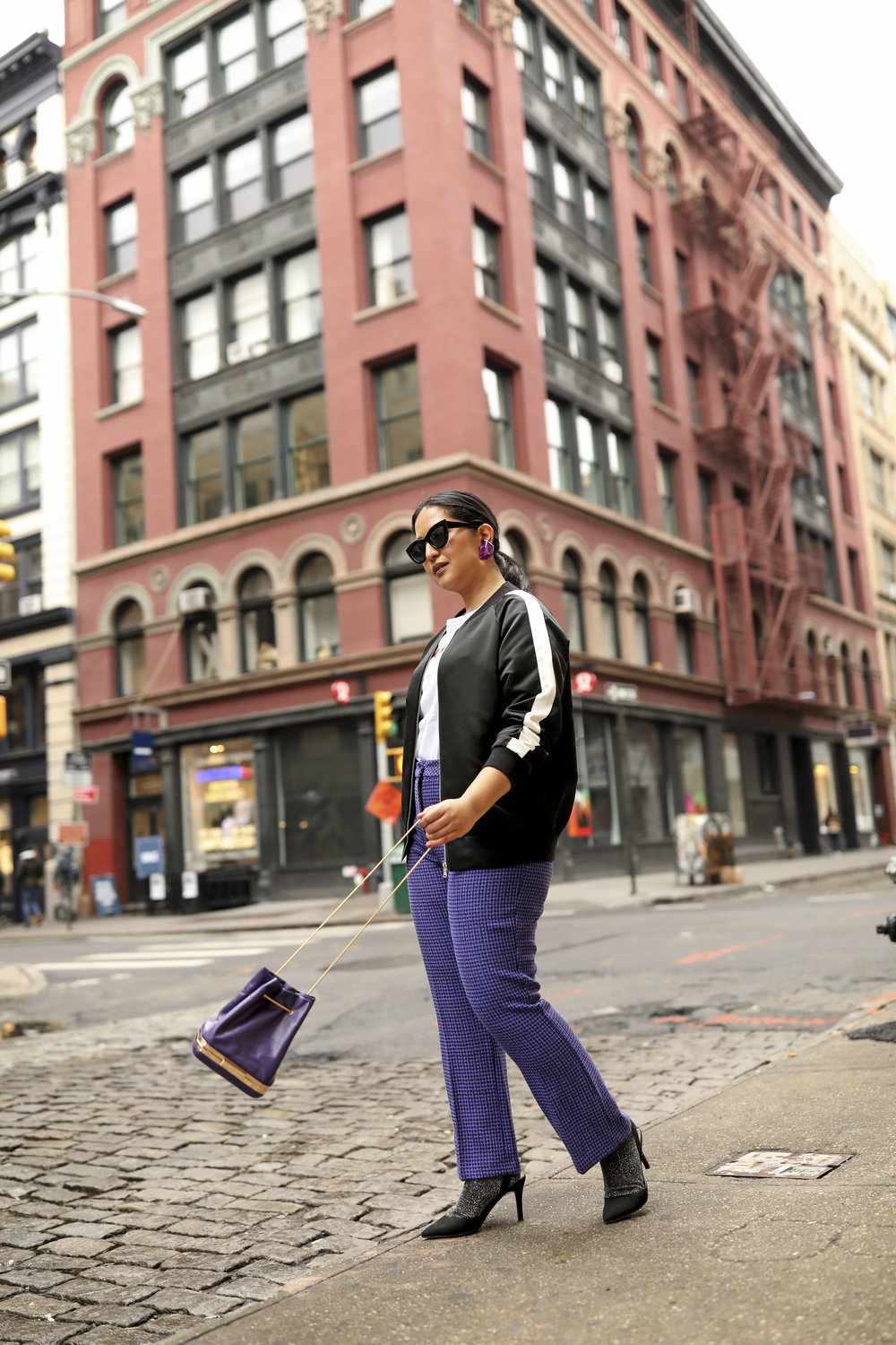 Purple Pants Casual Suit Look Bomber Jacket_3.jpg