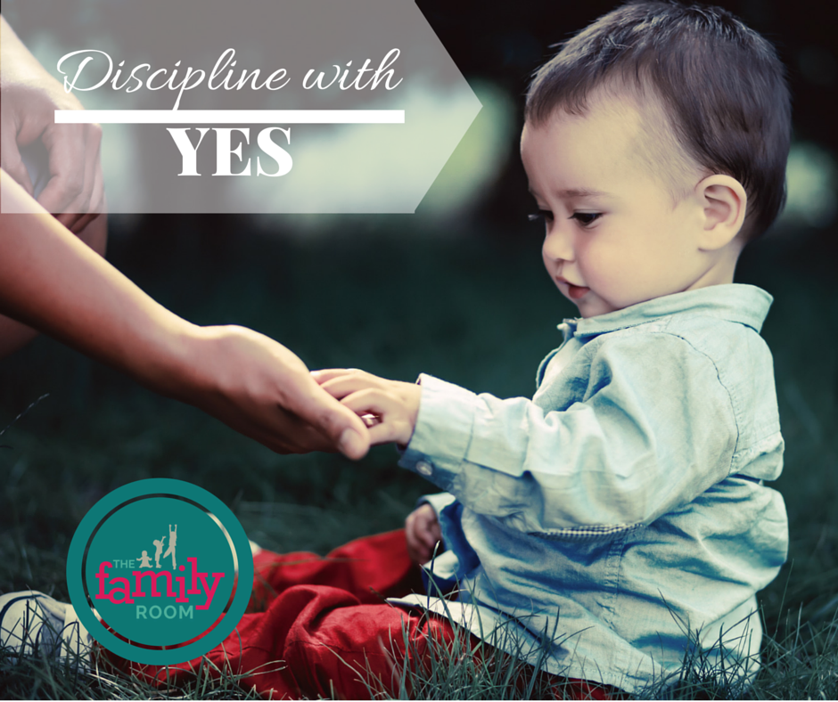 Discipline with YES