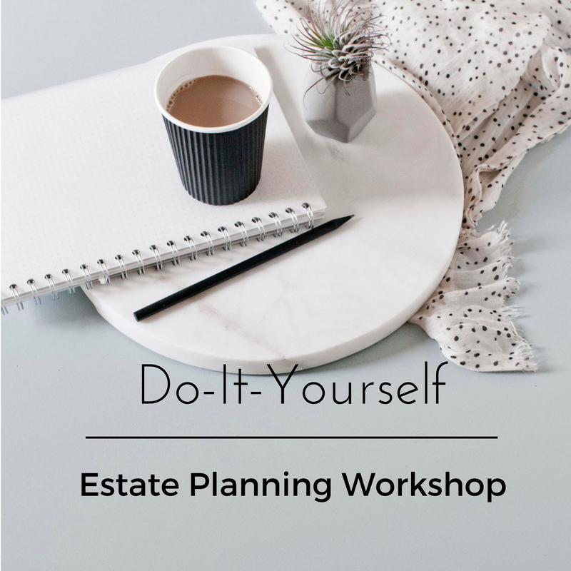 Do-It-Yourself Estate Planning