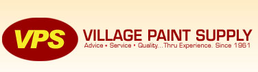 village paint supply