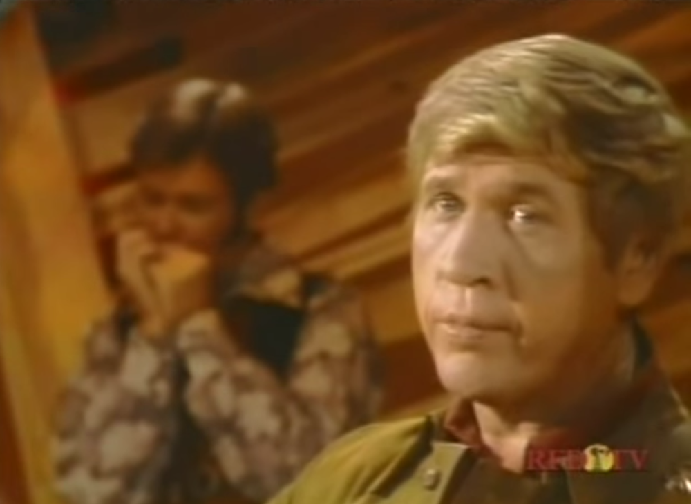 """The ever-righteous Buck Owens on why he wouldn't live in New York City: """"Talk about a bummer, it's the biggest one around."""""""