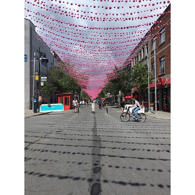 Cool shot our favorite @dutch.guts just sent us! 🇨🇦🇨🇦🇨🇦 #urbandesign #architecture #canopy #cityscape #pink #shadowplay #lookup #weouthere