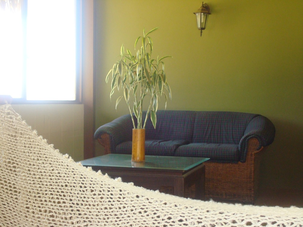 Nantu Suite Porch