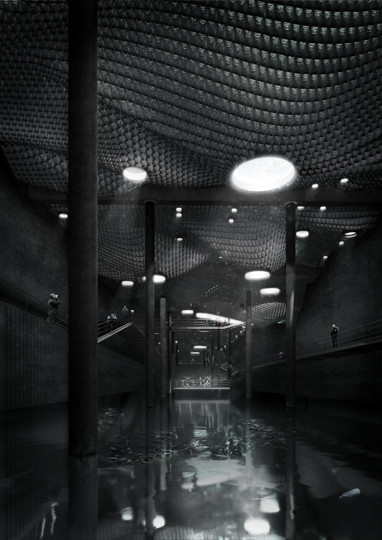 Poreform Tank Interior