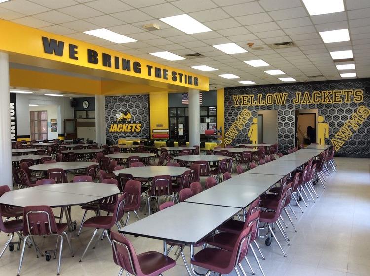 Stunning School Cafeteria Design Ideas Pictures - Interior Design ...
