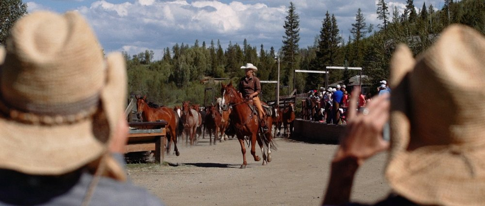 GRANBY, CO C LAZY U RANCH    View Project   Rated #1 resort in Colorado by Conde' Nast Traveler
