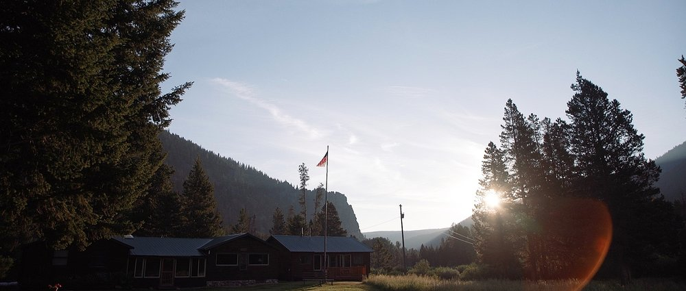 WISE RIVER, MT  Big Hole Lodge    View Project   Rated as the #1 Fly Fishing Lodge in 2017 by Orivs