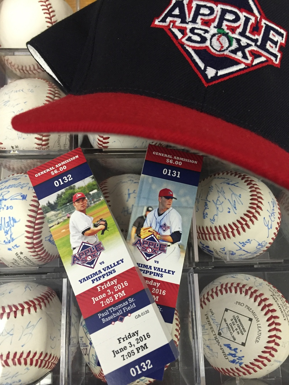 The Wenatchee AppleSox will be hosting its annual Fan Fest, Wednesday, June 1 at 5 p.m. at Paul Thomas Sr. Field on the campus of Wenatchee Valley College. There will be a contest giving away two season tickets (a $430 value!).