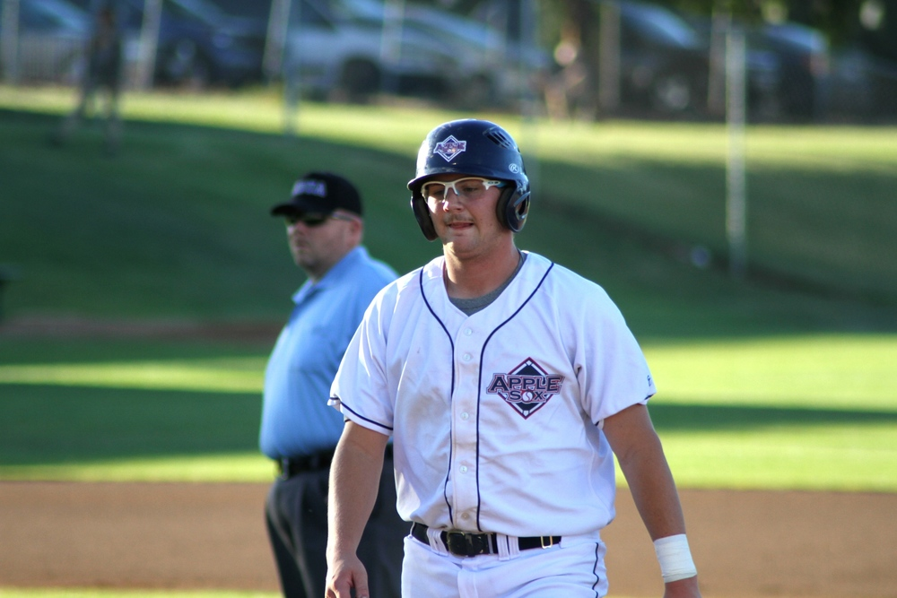 Wenatchee was never able to get its bats going, Sunday, and Yakima Valley pounced on the Sox in three big run scoring innings, to get the sweep.