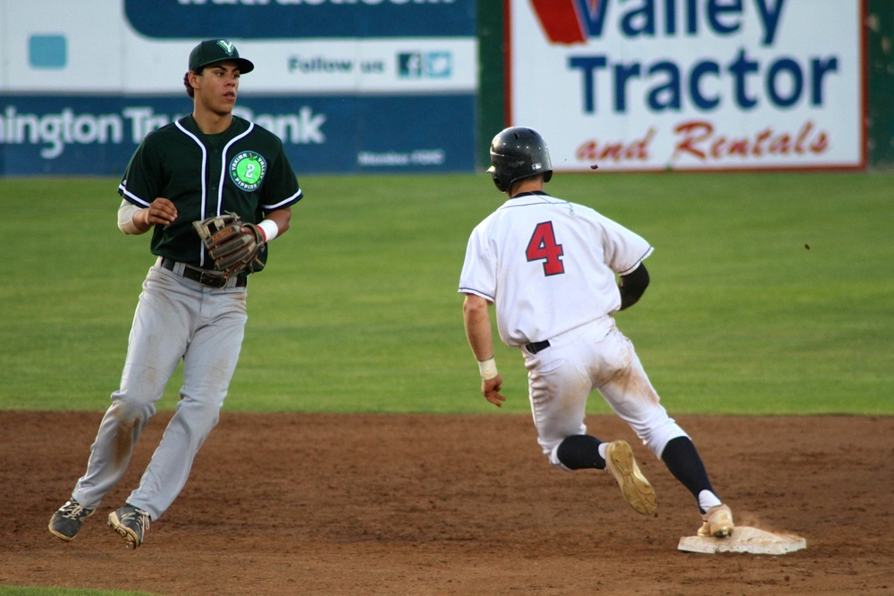 The AppleSox face the HarbourCats in Victoria, Thursday, before heading home to battle Corvallis, Friday-Sunday.