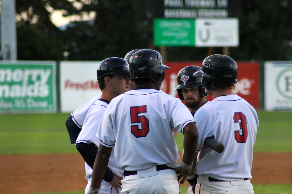 The AppleSox are looking to extend a four-game winning streak with a series sweep of the Walla Walla Sweets tonight at Paul Thomas Sr. Stadium. First Pitch is at 7:05 p.m.