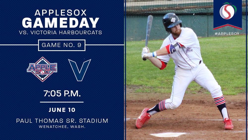 The AppleSox play for their first sweep since July, 2015, tonight at Paul Thomas Sr. Stadium.