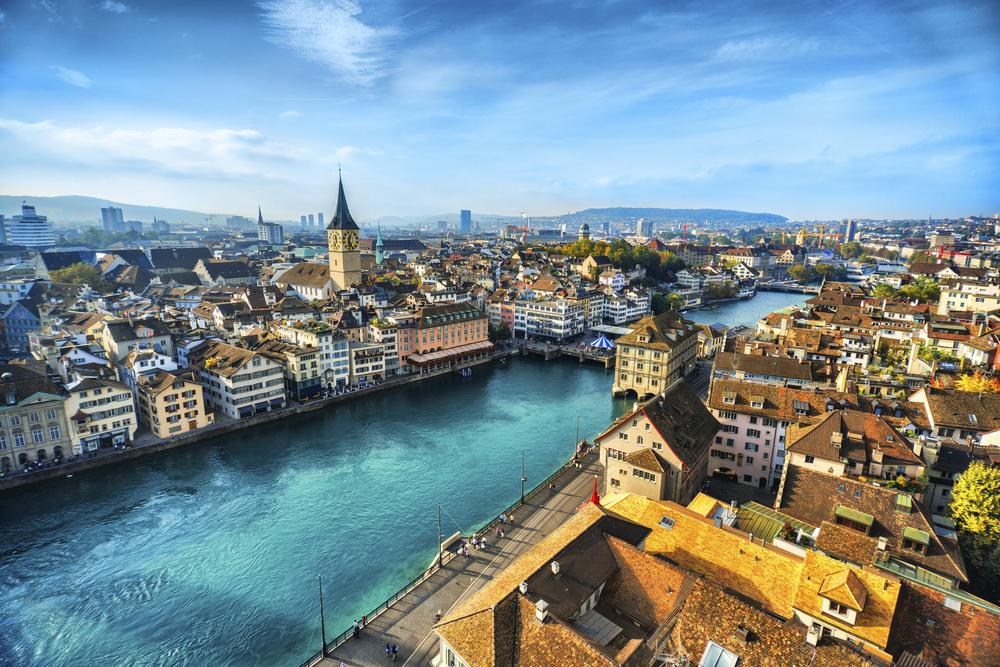 World class. Swiss Made.   Explore Zürich    Learn More