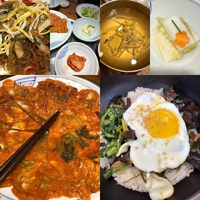 #delicious #korean #cuisine #seoul #korea #food #asia #kimchi #bab #rice #bibimbab #noodles #jobchae #steamedegg #gyelan #makguli #adventuresineating #instatravel