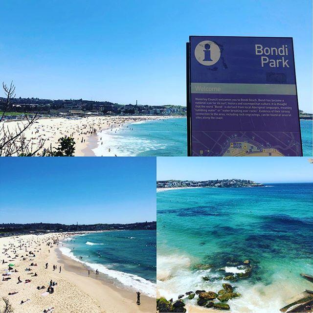 #bondi #bondibeach #australia #sydney #beach #surf #waves #sand #surfer #surfing #summer