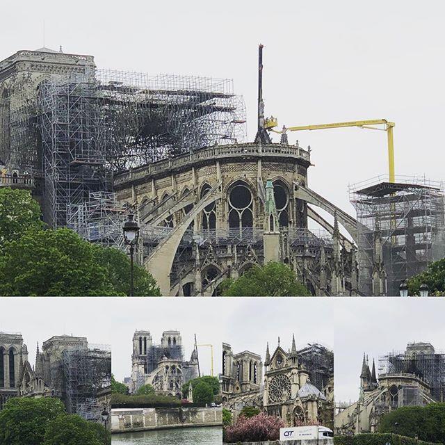 #notredame #paris #france #hope #restoration #resurrection