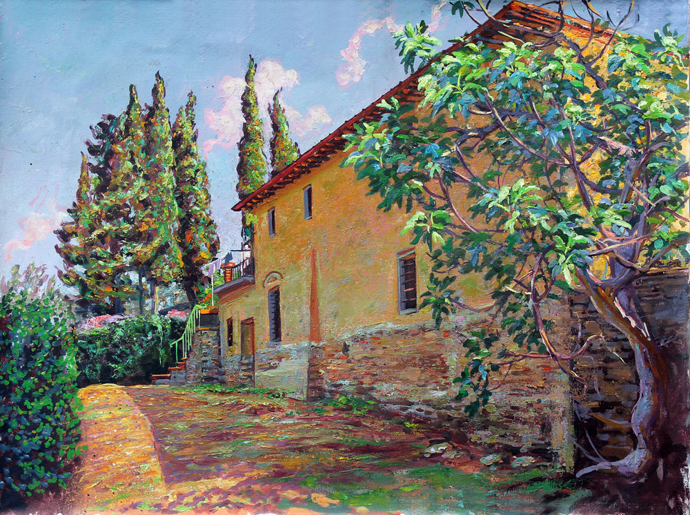 La Stalla, Romola, Toscana