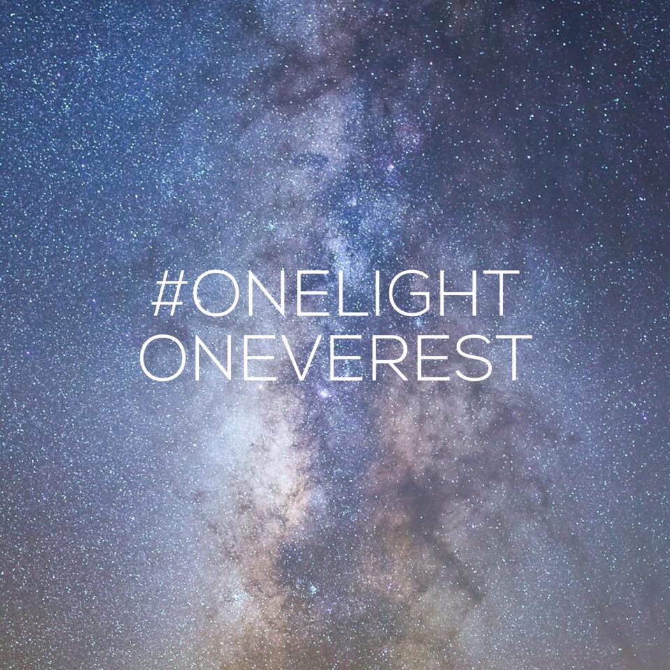 One Light On Everest
