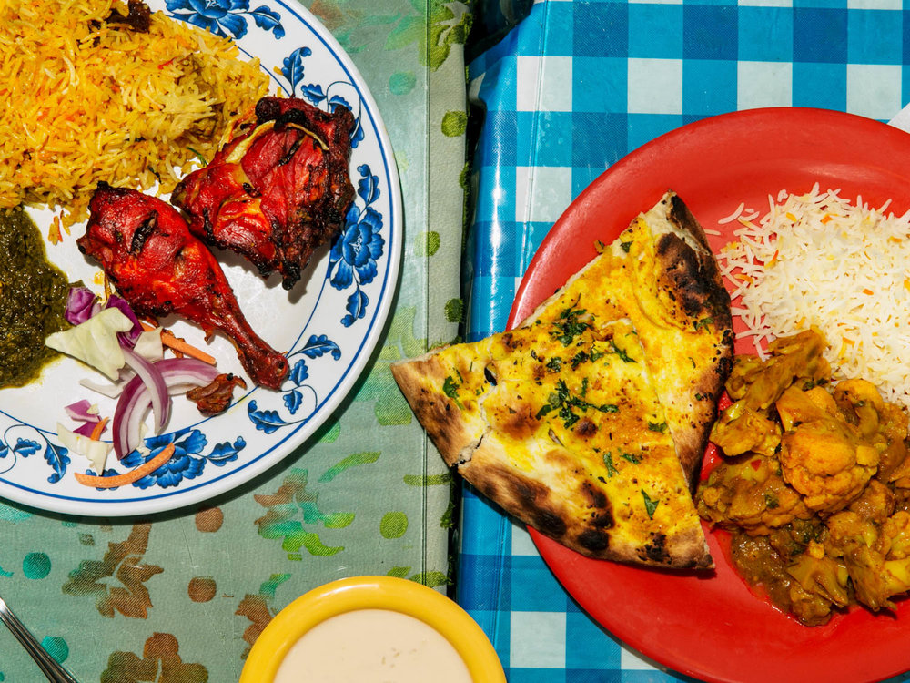 Behind the Scenes at an All-You-Can-Eat Indian Restaurant
