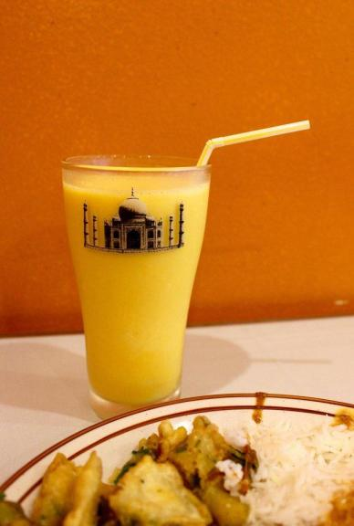 How to make your own mango lassi