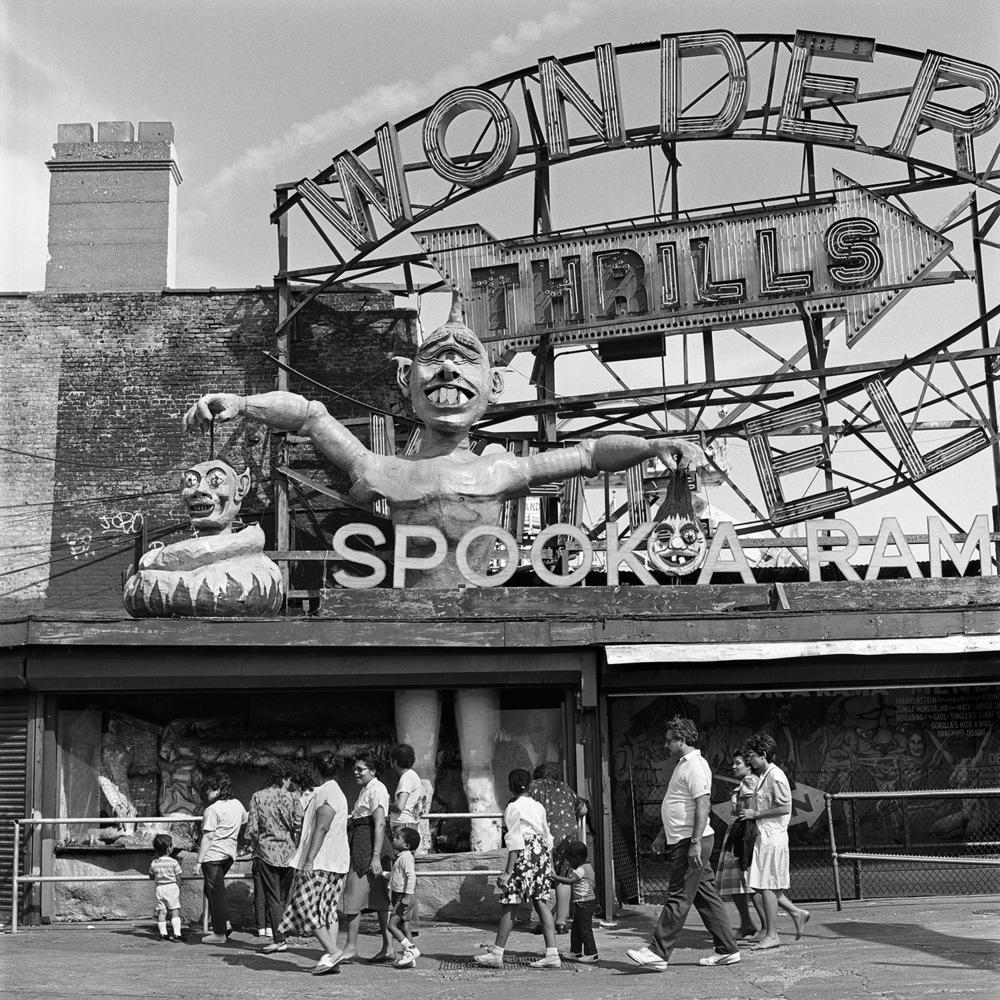 Coney Island, Spook-A-Rama, 1980 #2.jpg