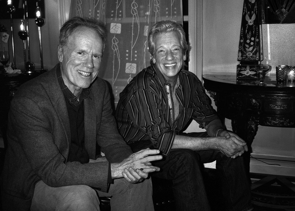 Loudon Wainwright III with John Hammond