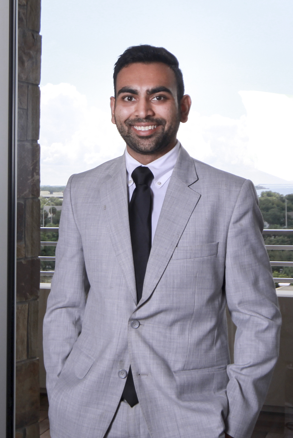 Kush Patel                         Chief Development Officer