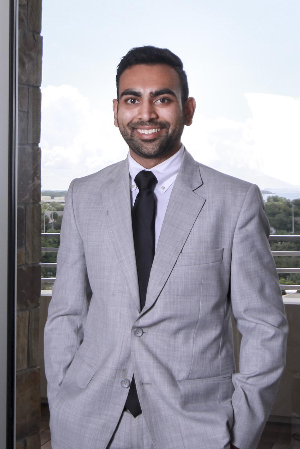 Kush Patel                 Chief Development Officer