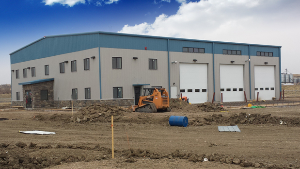 Twin Services Inc. - 8,000 SF Build-to-Suit
