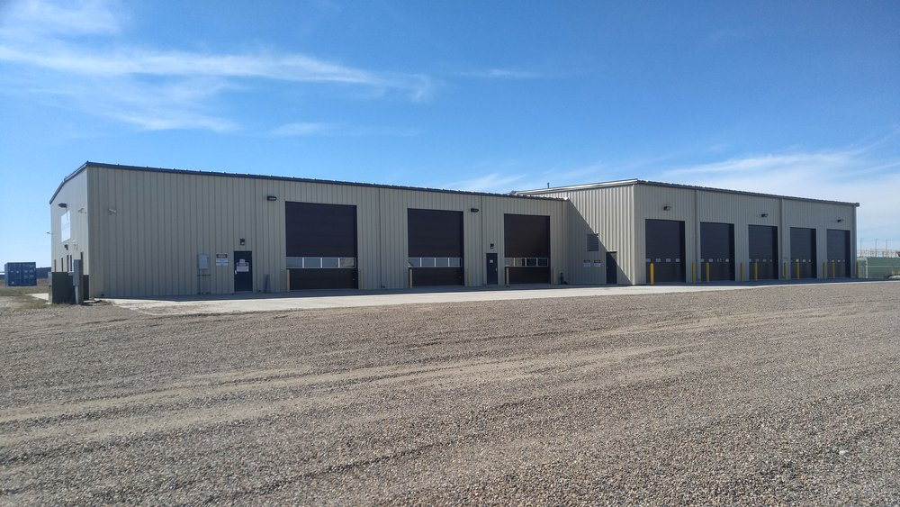 14,000 SF Warehouse & Office