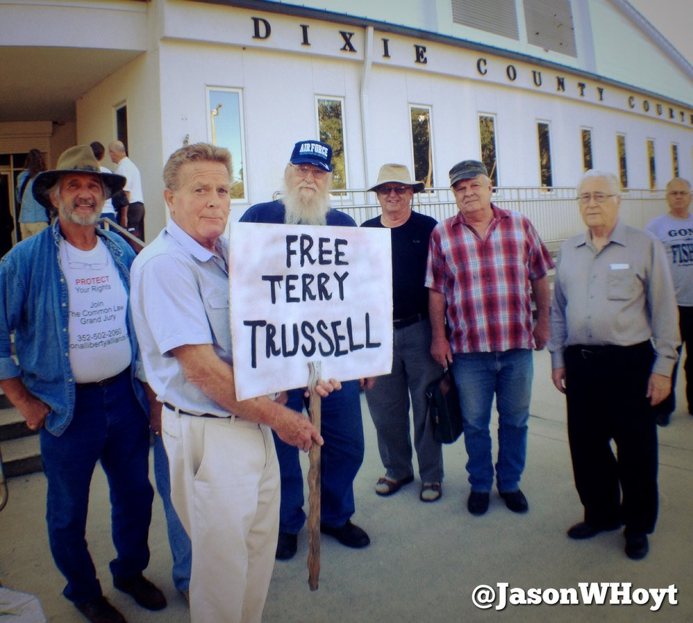 FREE Terry Trussell