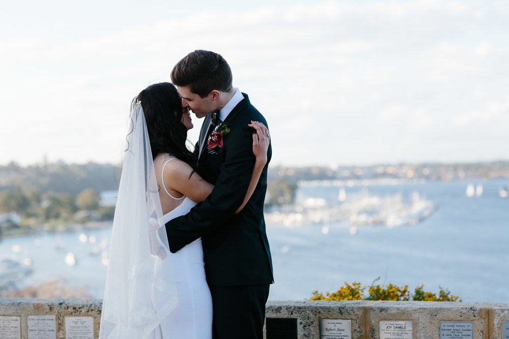 Fremantle Wedding