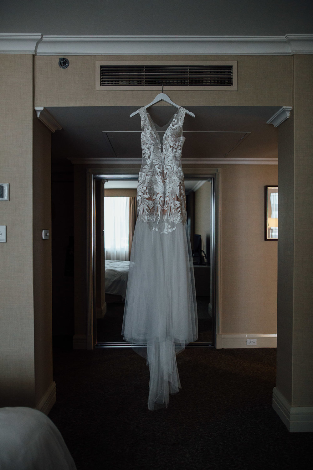 Fara Couture wedding dress