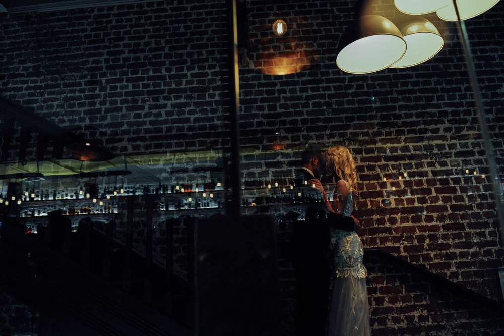 Bride and groom-The Flour Factory
