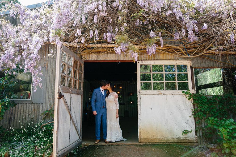 Brookside Vineyard-Perth wedding