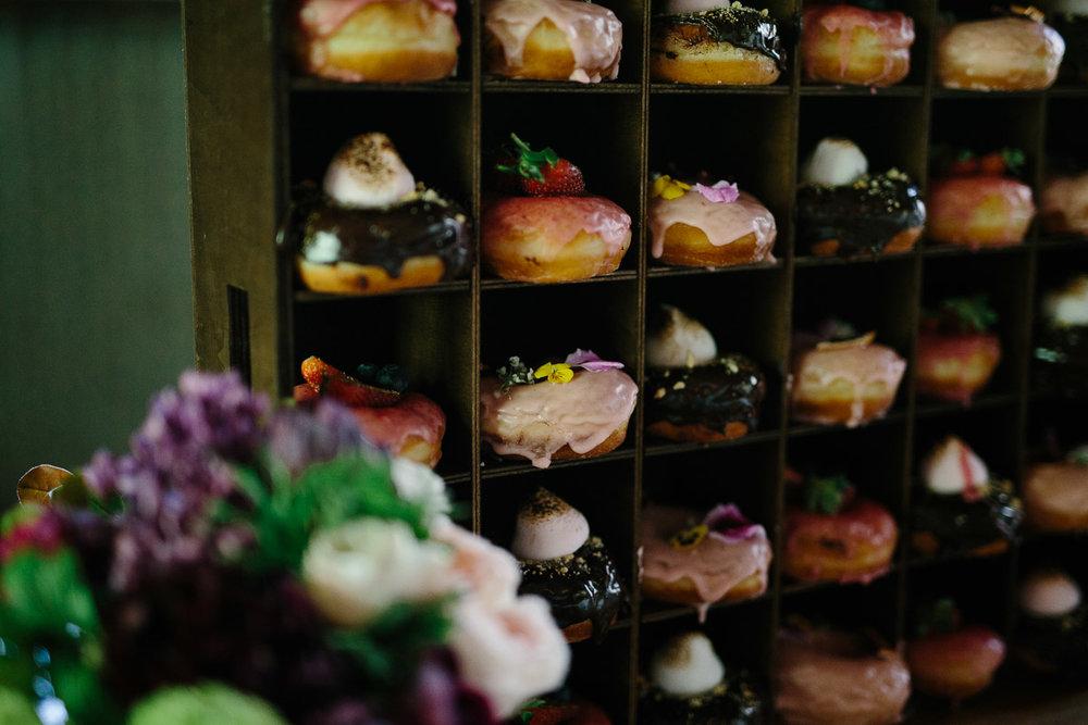 Glazed & Confused Donuts-Perth wedding reception