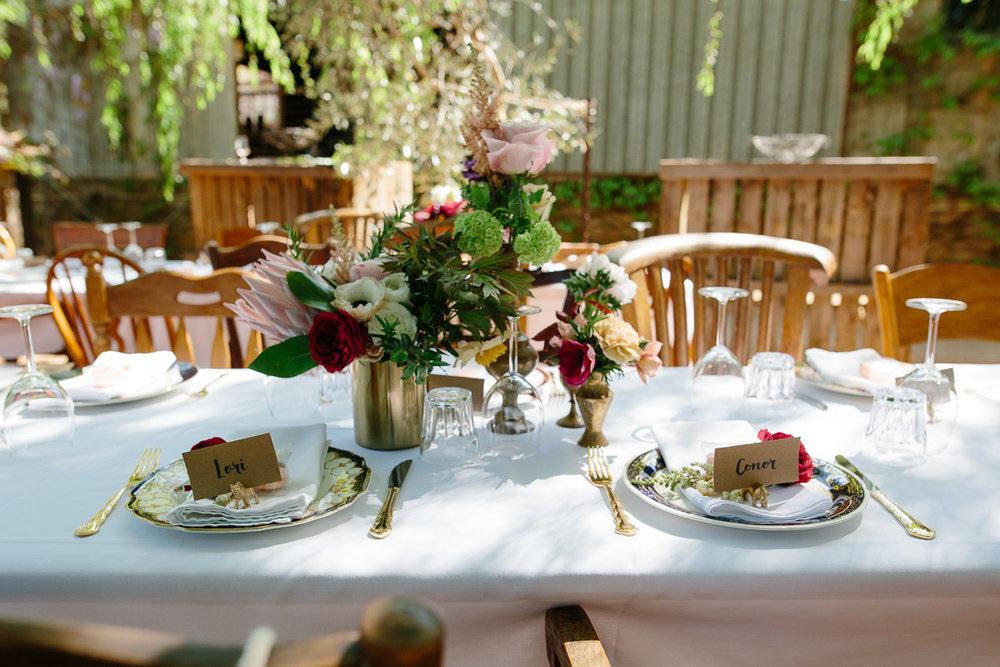 Brookside Vineyard - Perth Wedding Photographer