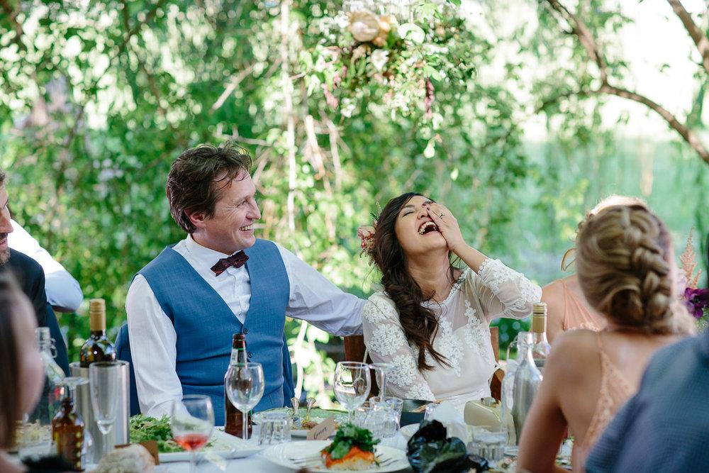 Perth bride-Brookside wedding