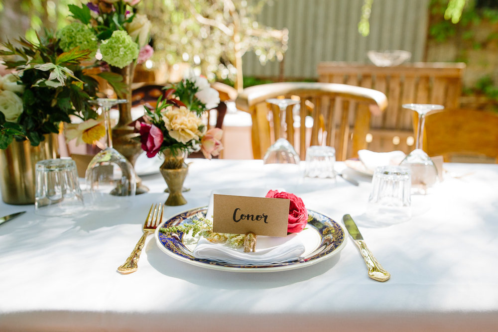 The Vintage Table-Perth wedding