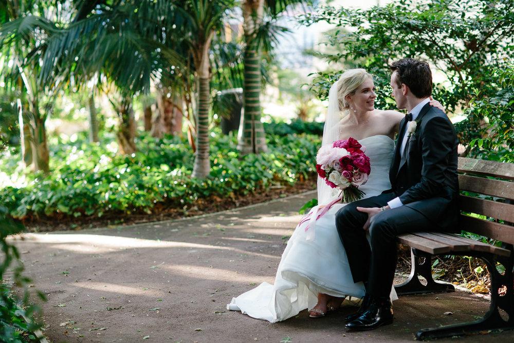 Garden wedding-Lamonts Bishops House