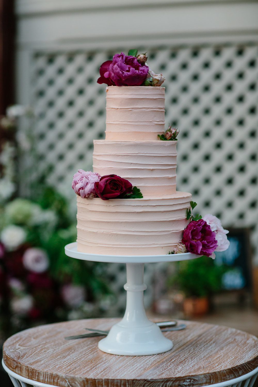 The Cake and I-Perth wedding cake