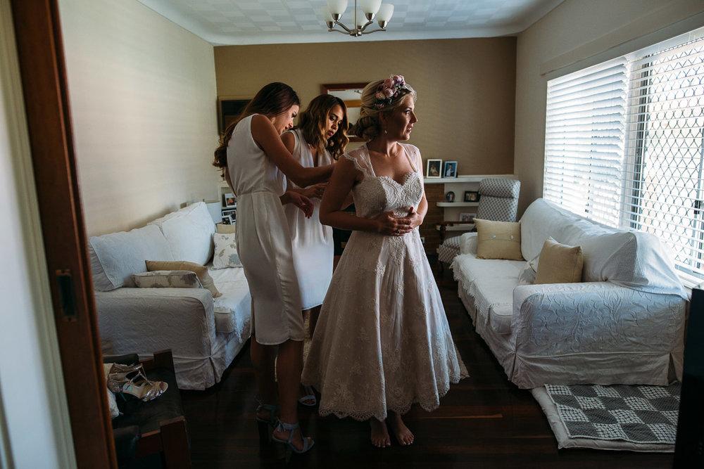 Elvi Design wedding dress