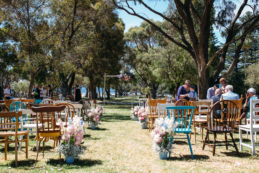 Little Love Story-Botanica Naturalis-Perth wedding ceremony